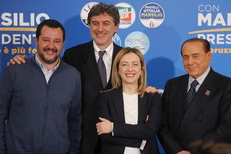 Regionali Abruzzo, stravince centrodestra e la Lega raddoppia
