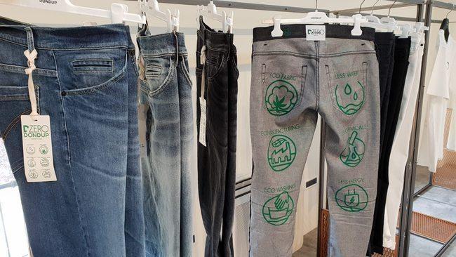L'ecosostenibilità passa anche attraverso i jeans
