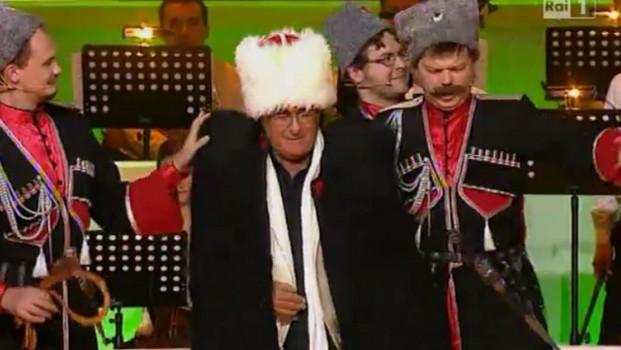 Non gradito in Ucraina, Albano nella blacklist