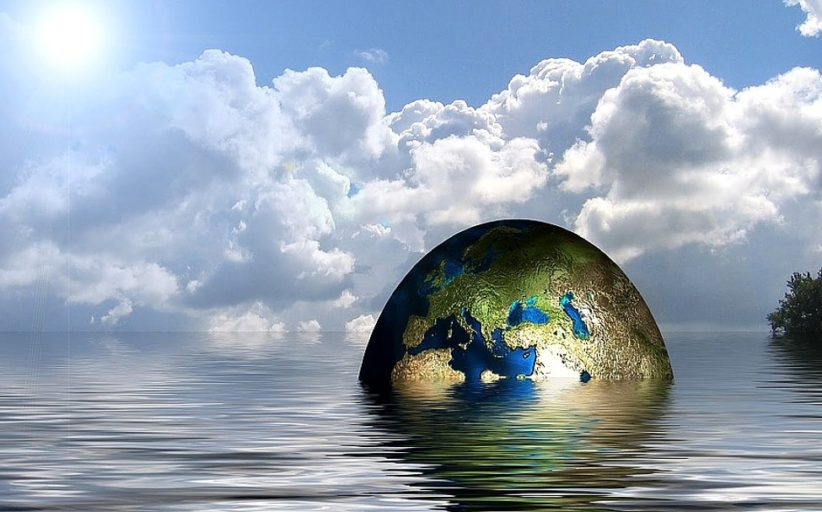 Mattarella, siamo sull'orlo di una crisi climatica globale
