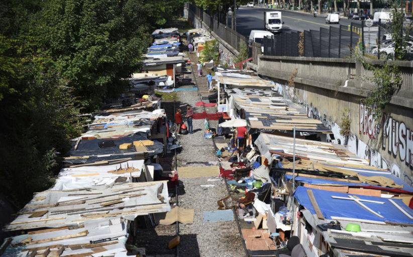 Nomadi Roma, oltre 6mila in campi e insediamenti