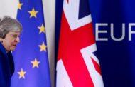 Brexit, la UE offre una tregua a May: fino al 31 ottobre.