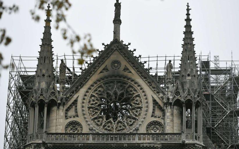 Restauro Notre-Dame. Gara di solidarietà mondiale