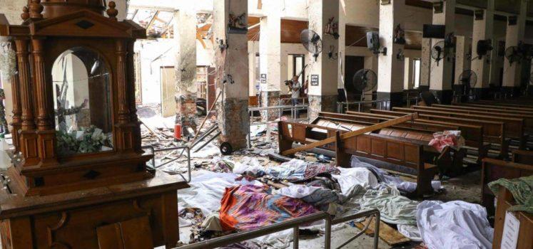 Sri Lanka, strage della Jihad: 321 morti e oltre 500 feriti