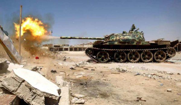 Libia, Italia e Francia ai ferri corti