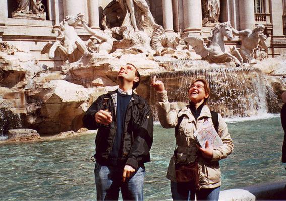 Fontana Trevi, i soldi raccolti a progetti sociali e patrimonio