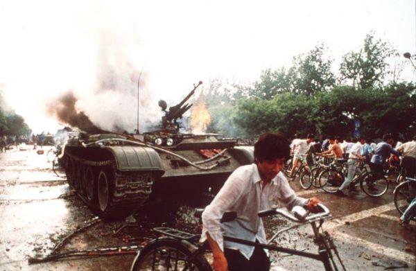 La strage di Tienanmen? Pechino: