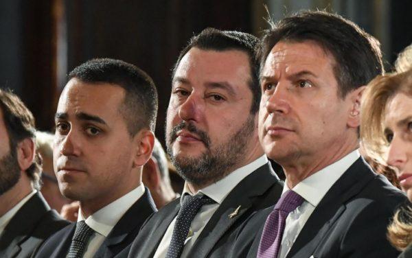 Niente crisi governo o rimpasto. Salvini: