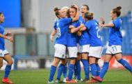Le ragazze del calcio fanno sognare l'Italia