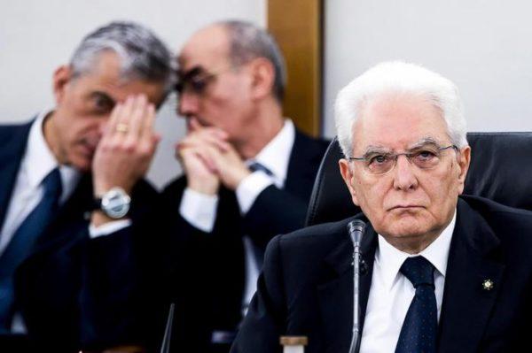 Mattarella, opportuna e necessaria riforma interna Csm