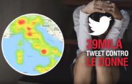 La mappa degli italiani che odiano le donne