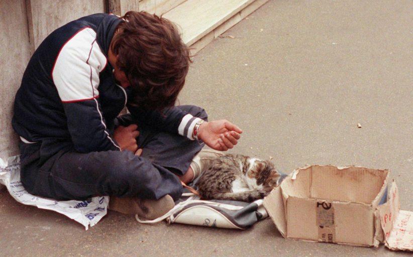 Istat, povertà: i più colpiti sono i minori