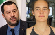 E Carola querela Salvini per diffamazione