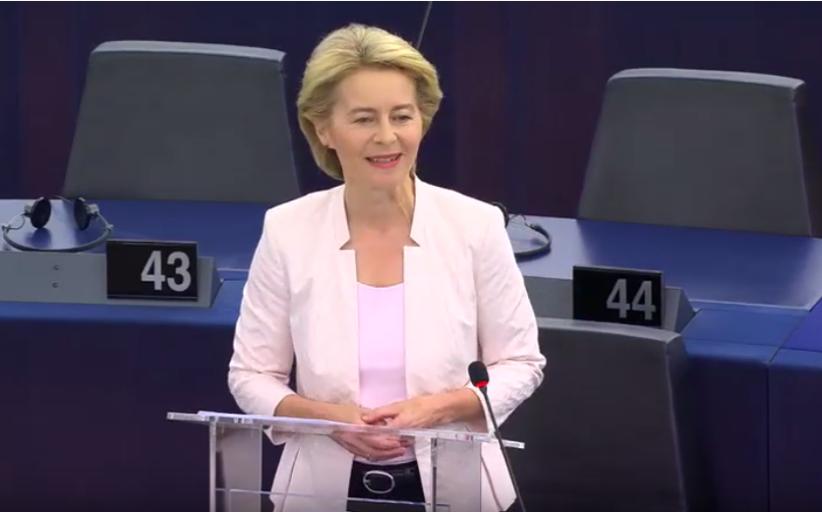 Ursula von der Leyen: una donna alla guida dell'Europa?