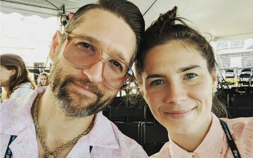 Amanda Knox e la raccolta fondi per un matrimonio stellare