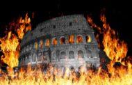 Roma brucia sul blog di Beppe Grillo
