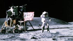 Apollo 11 sulla luna