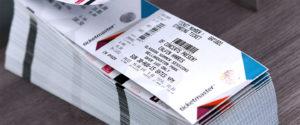 Biglietti nominali da oggi obbligatori per bloccare il bagarinaggio on-line