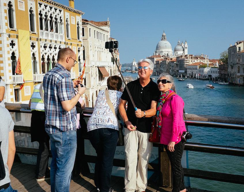 turisti stranieri in Italia