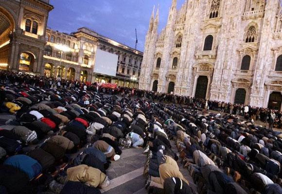 In Italia crescono i musulmani, diminuiscono i cristiani