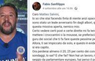 Sanfilippo, l'hater di Salvini pagato dalla tv di Stato