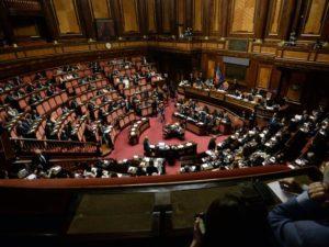 Senato, Voto di fiducia al governo Conte bis