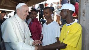 papa e migranti ok