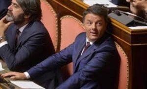 Renzi se ne va. Il golpe continua.