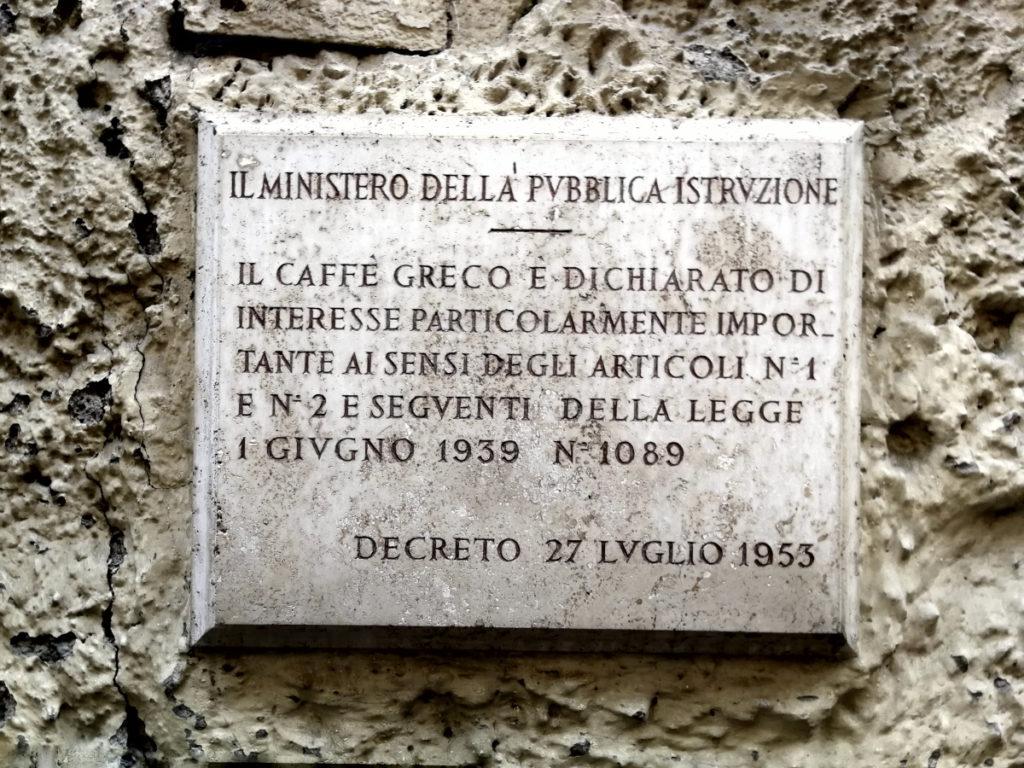 Antico Caffè Roma: rinviato sfratto a fine gennaio, via vai di sostenitori in via dei Condotti