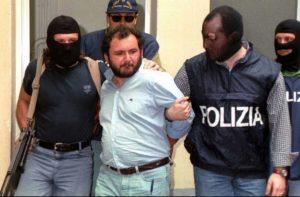 arresto Giovanni Brusca