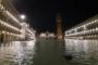 Venezia sott'acqua mentre il progetto Mose langue