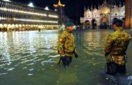 Nuovo allarme per Venezia. Complice anche il cambiamento climatico