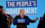 Elezioni Gb, trionfo di Johnson: