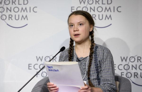 Davos, tra Greta e Trump è scontro