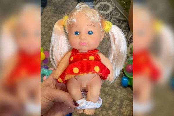 bambola transgender