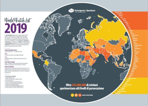 Cristiani perseguitati nel mondo. Una strage che continua