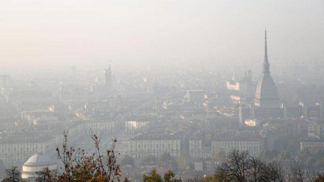 Mal'aria: Legambiente boccia Torino e Roma