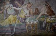 Pompei, riapre la 'Casa dei (casti) Amanti'