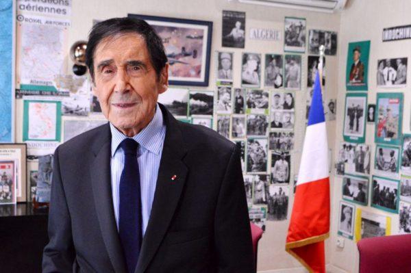 Marchel Berthomé: a 97 anni corre per il 12mo mandato a sindaco