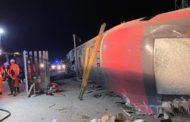 Deraglia Frecciarossa Milano-Salerno: 2 morti e 31 feriti