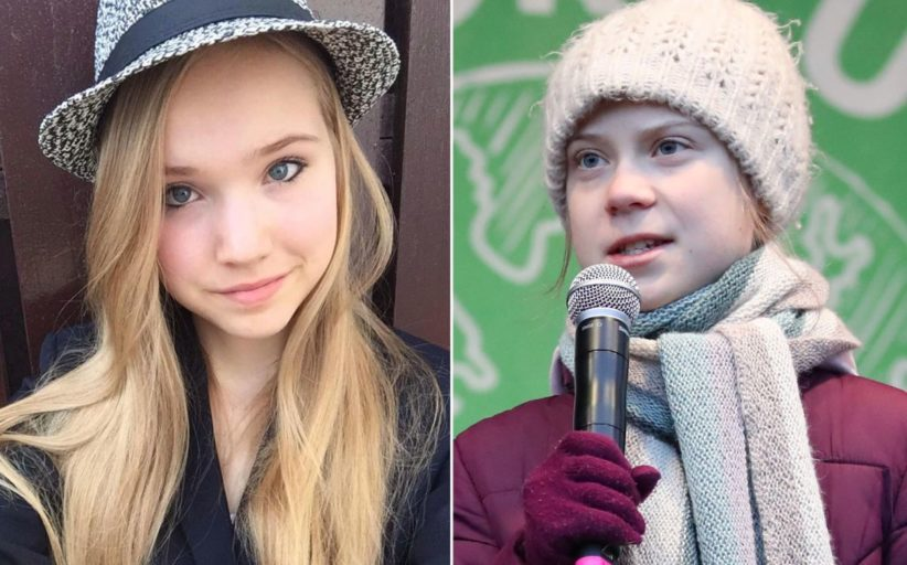 Clima: arriva Naomi Seibt, l'anti-Greta