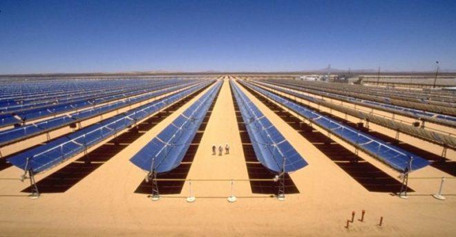 Ambientalismo talebano, Stop a solare termodinamico