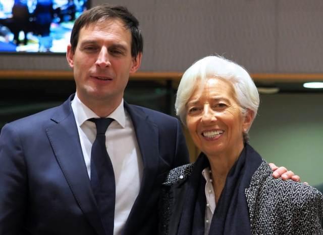 ministro finanze Olanda