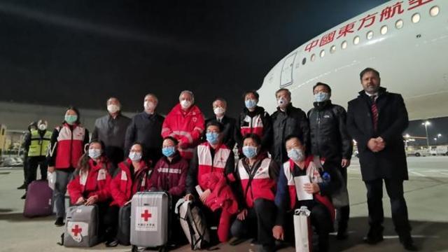 Coronavirus, dalla Cina un pool di esperti