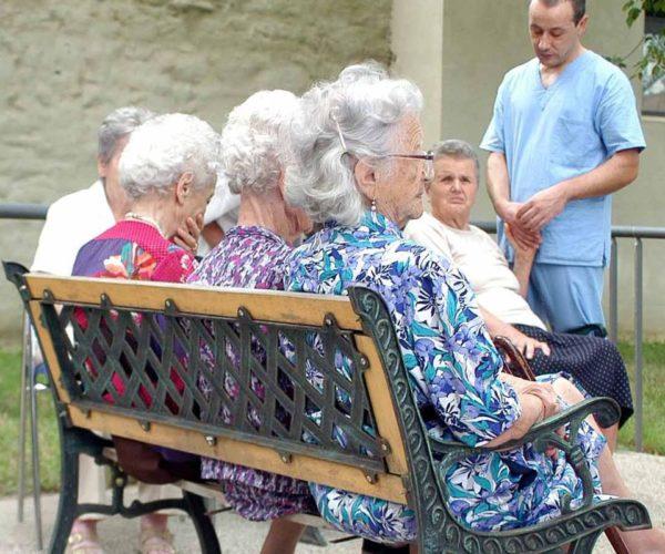 anziani ricoverati