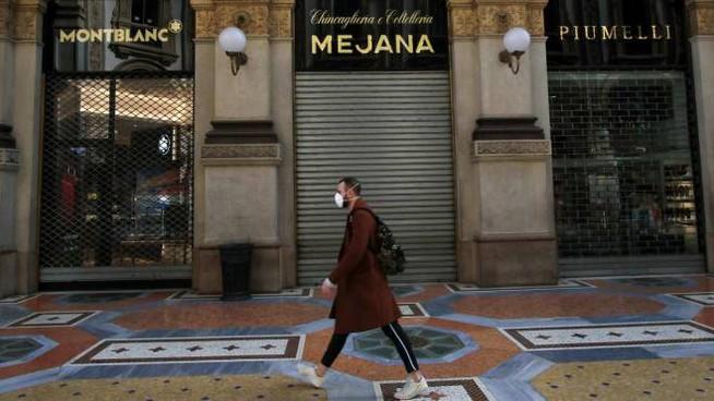 ISTAT: crollano le vendite al dettaglio, ancora ferme 800mila imprese