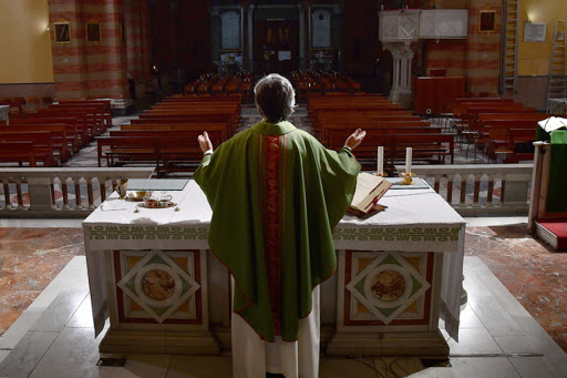 ripristino celebrazioni liturgiche