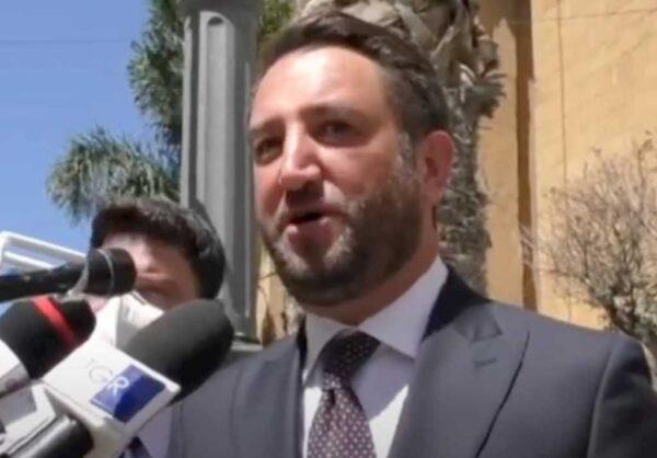 Giancarlo Cancelleri, gaffe a Porto Empedocle