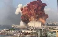 Esplosioni al porto di Beirut: oltre cento morti, migliaia i feriti
