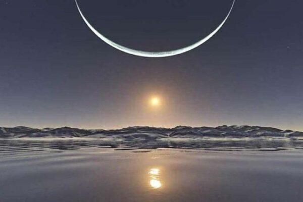 Solstizio d'inverno, Giove e Saturno unico astro